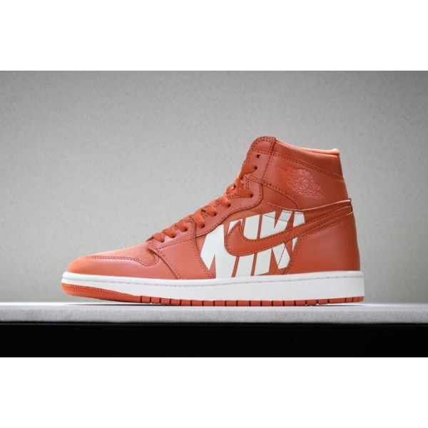 Men/Women Air Jordan 1 High OG Nike Air Vintage Coral Sail