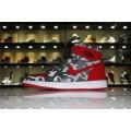 Men Air Jordan 1 High Premium Camo River Rock Black