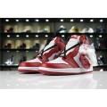 Men Air Jordan 1 Retro High OG Chicago White Black-Varsity Red