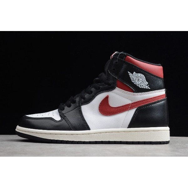 Men Air Jordan 1 Retro High OG Gym Red Black White 555088-061