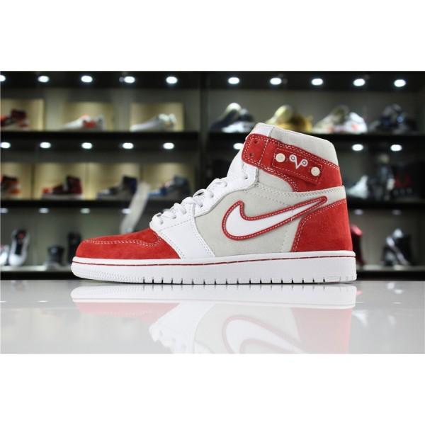 Men BespokeIND Air Jordan 1 Custom Drake AJ5998-305