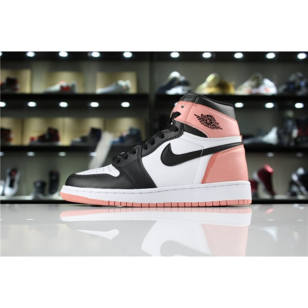 Women Air Jordan 1 Retro High OG NRG Rust Pink
