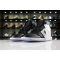 Men Air Jordan 1 High OG All-Star Black Metallic Silver-White