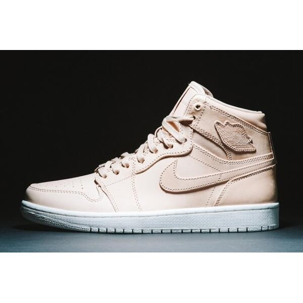 Men Air Jordan 1 Retro Pinnacle Vachetta Tan 705075-201