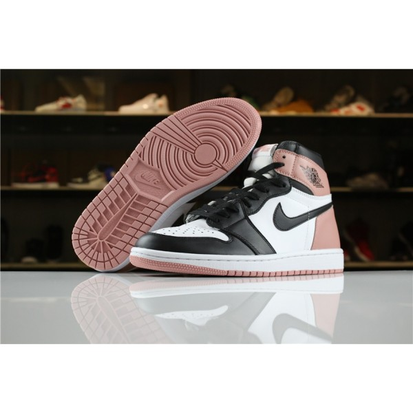 Men Air Jordan 1 High OG NRG Rust Pink