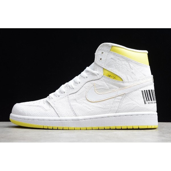 Men New Air Jordan 1 First Class Flight To 555088-170