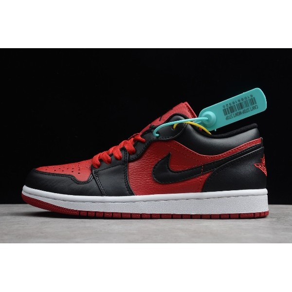 Men/Women New Air Jordan 1 Low Gym Red Shoes