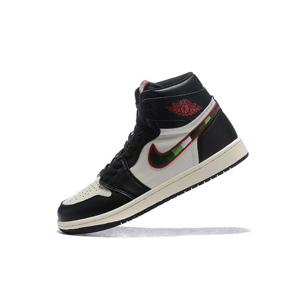 Men New Air Jordan 1 Retro High OG Sports Illustrated 555088-015