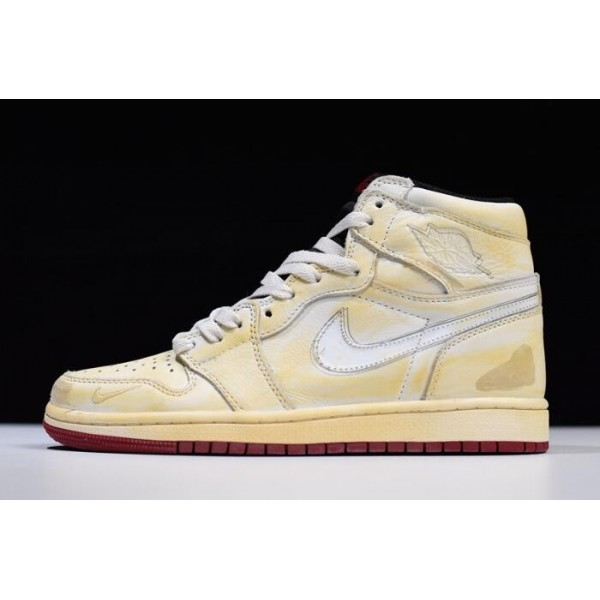 Men/Women Nigel Sylvester x Air Jordan 1 High OG BV1803-106