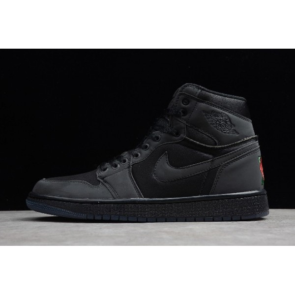 Men/Women Nike Air Jordan 1 Rox Brown Black University Red