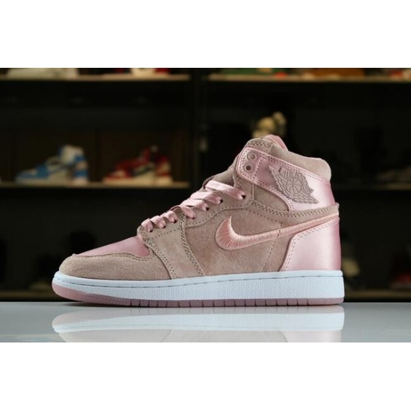 Women Air Jordan 1 Retro High Sunset Tint
