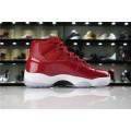 Men Air Jordan 11 Win Like 96 Gym Red-Black-White