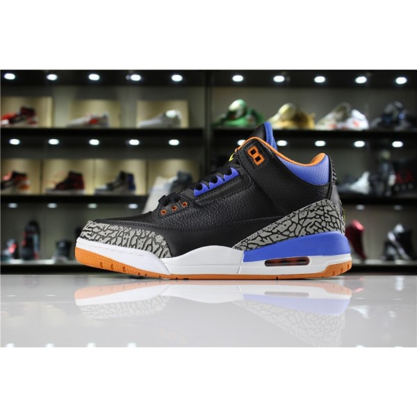 Men Mens Air Jordan 3 Russell Westbrook OKC PE