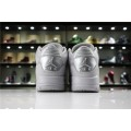 Men New Air Jordan 3 College In Grey