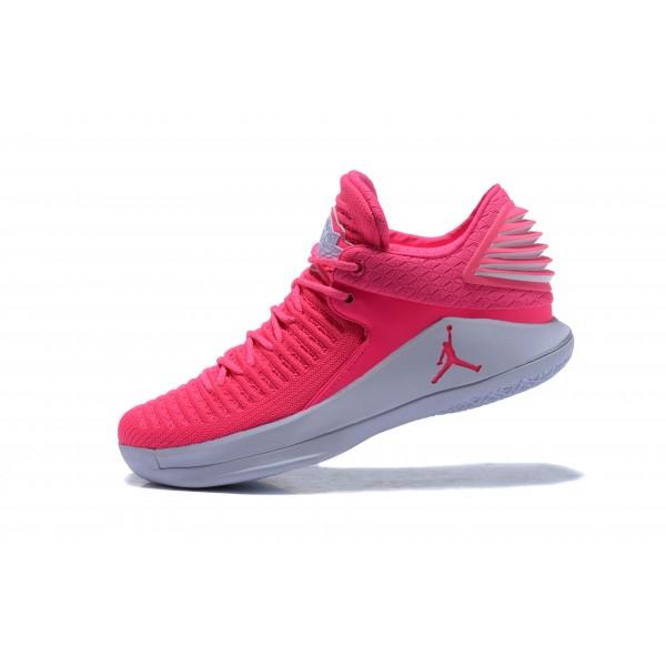 Men Jimmy Butler Air Jordan 32 Low Hot Pink