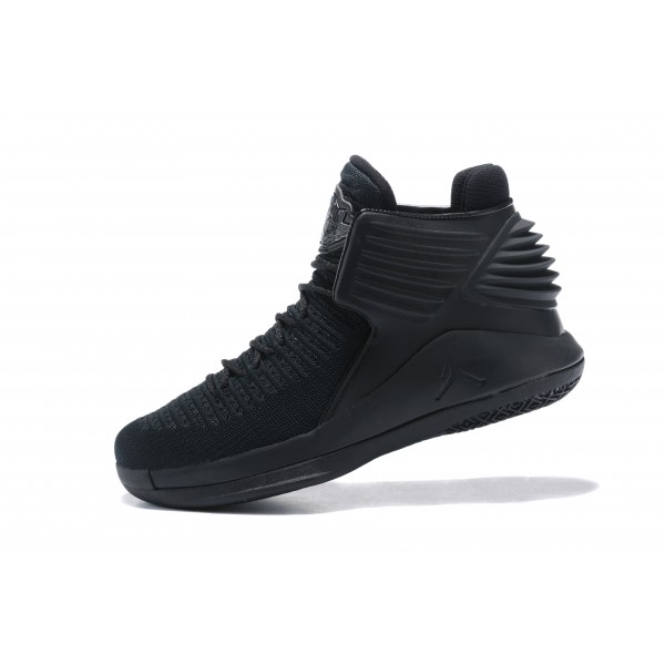 Men Latest Air Jordan 32 Triple Black