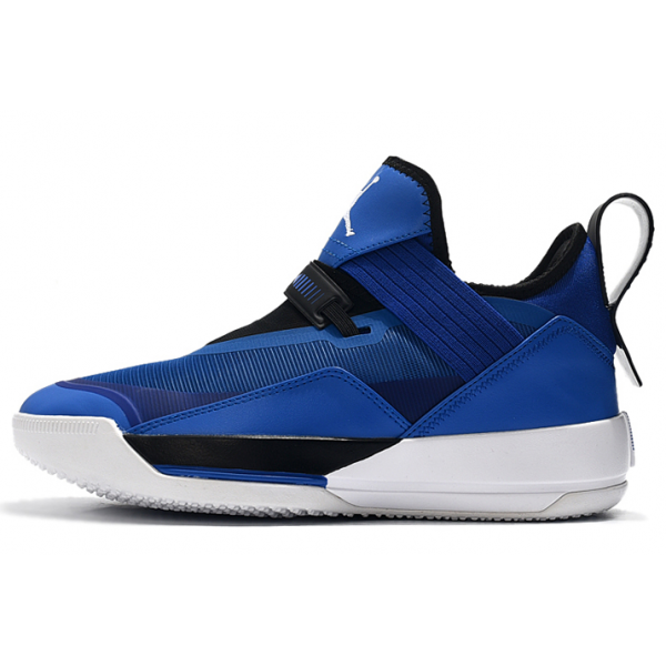 Men Air Jordan 33 SE Hyper Royal-Black-White