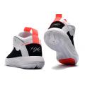 Men 2020 Air Jordan 34 Low White-Black-Pink