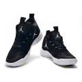 Men Air Jordan 34 Low Black White