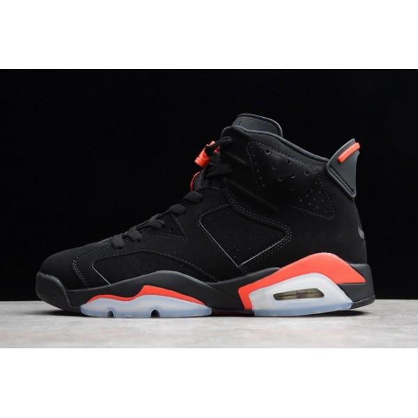 Men/Women Air Jordan 6 Retro Black Infrared OG