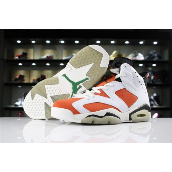 Women Air Jordan 6 Gatorade 384664-145