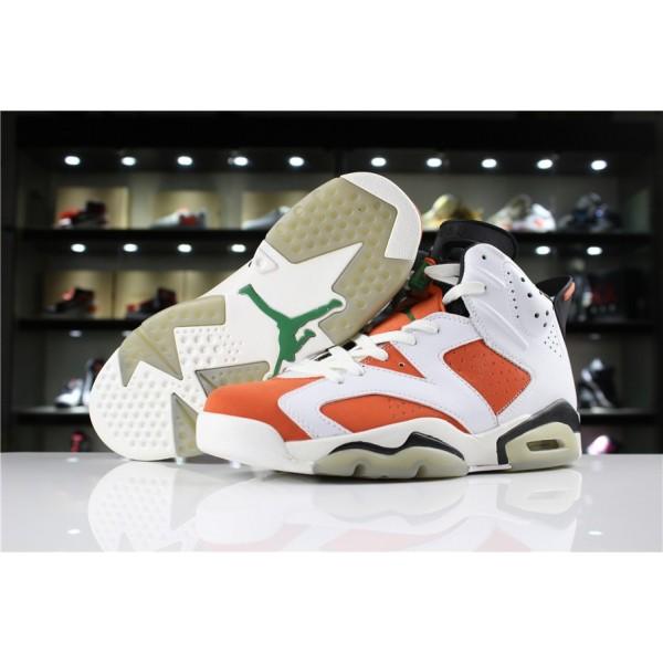 Women Air Jordan 6 Gatorade 384664-145