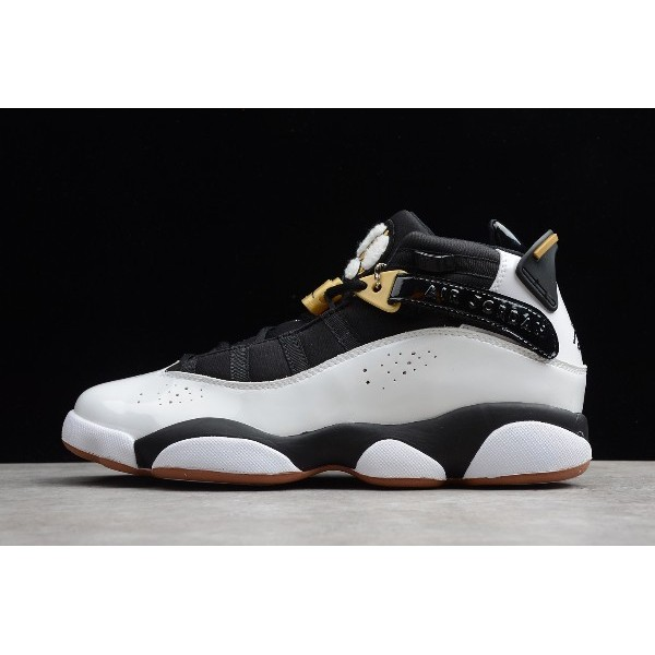 Men/Women Air Jordan 6 Metallic Gold-Gum
