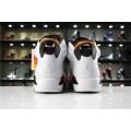 Men Air Jordan 6 Gatorade Summit White Black-Team Orange