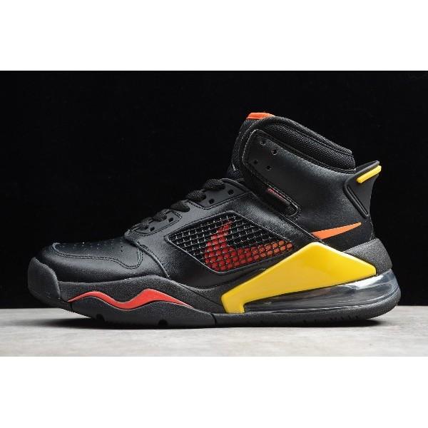 Men New Jordan Mars 270 Citrus Shoes