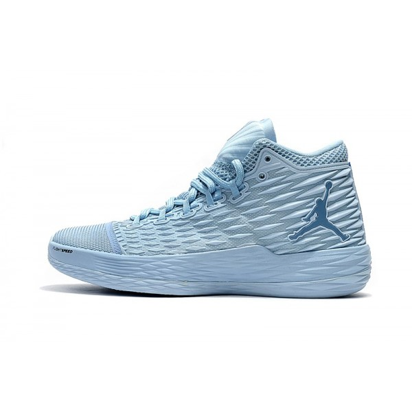 Men New Jordan Melo M13 Energy Ice Blue