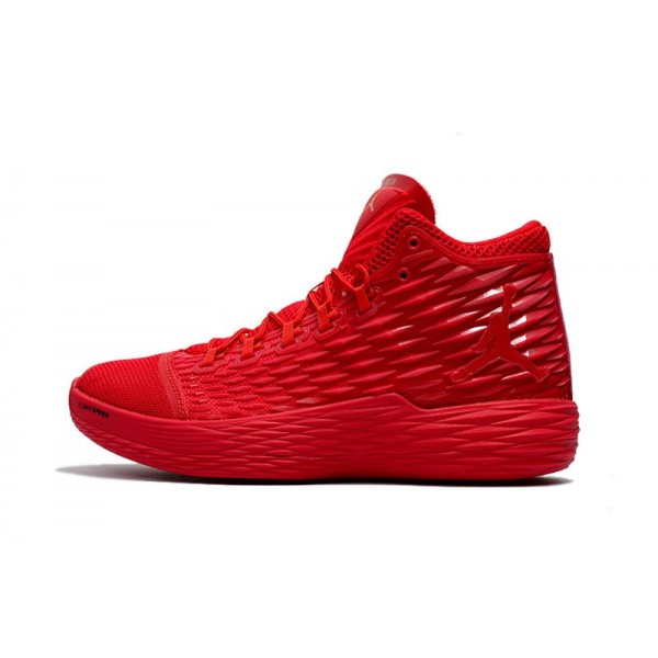 Men Nike Air Jordan Melo M13 All-Red