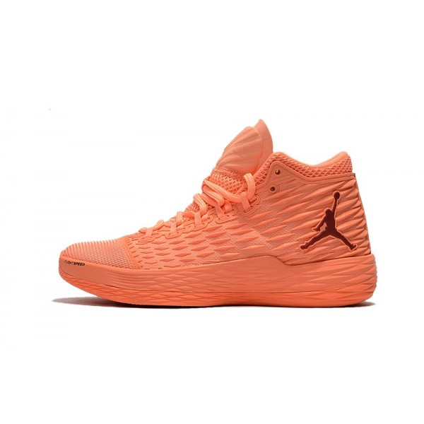 Men Carmelo Anthonys Jordan Melo M13 Energy Sunset Glow