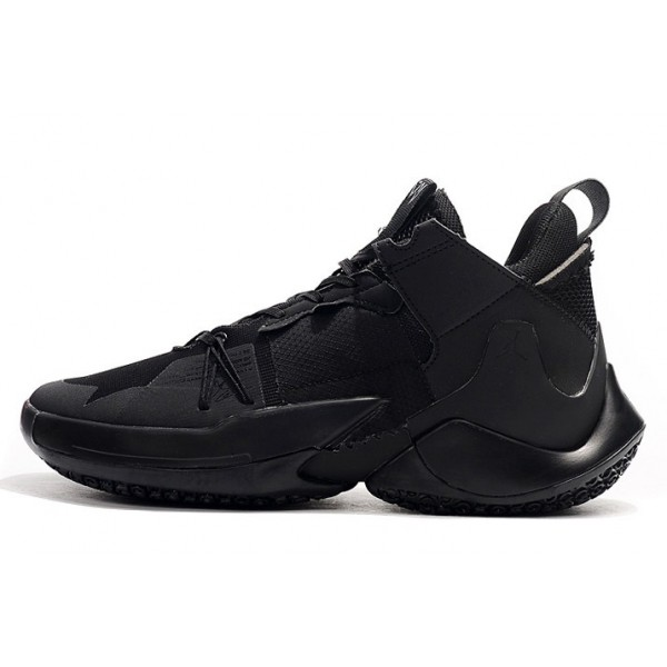 Men Jordan Why Not Zer0.2 SE Triple Black