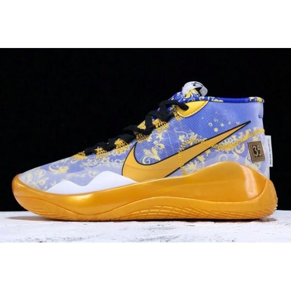 Men/Women Nike KD 12 EP Fashion Shoes