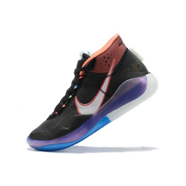 Men Nike KD 12 WNBA All-Star Game PE Black White