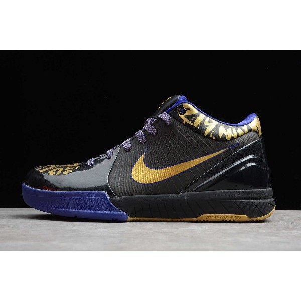 Men 2019 Arrival Nike Kobe 4 NBA Final MVP Away