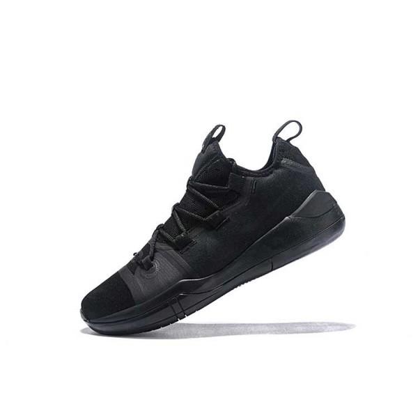 Men 2018 All Black Nike Kobe AD Triple Black