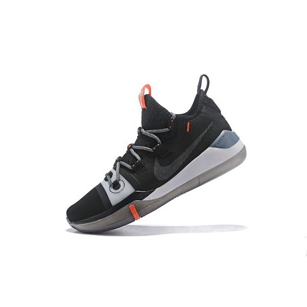 Men 2018 Nike Kobe AD Black-Multi-Color