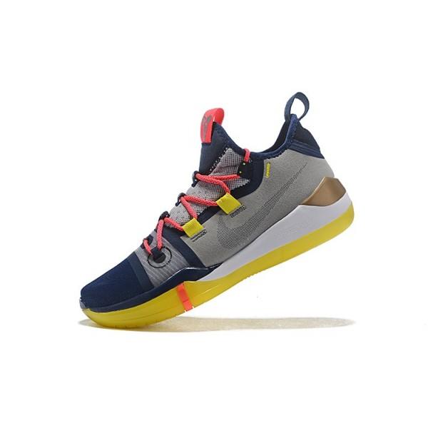 Men 2018 Nike Kobe AD EP Mamba Day Sail-Multicolor