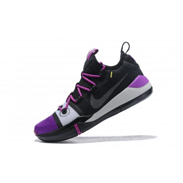 Men 2018 Nike Kobe AD Mamba Day Black Purple