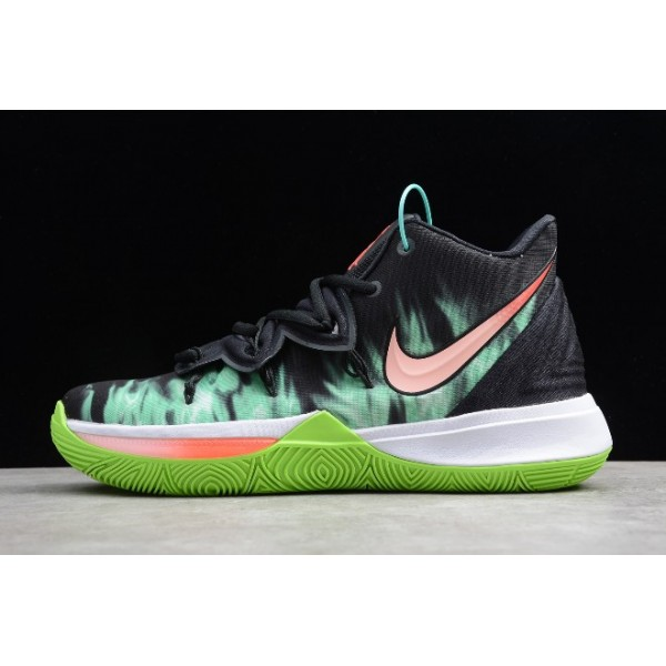 Men Nike Kyrie 5 EP Wildfire Color Matching