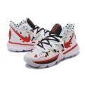 Men Sneaker Room x Nike Kyrie 5 White Multi-Color