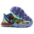 Men Nike Kyrie 5 Shoes SpongeBob Green-Multi-Color