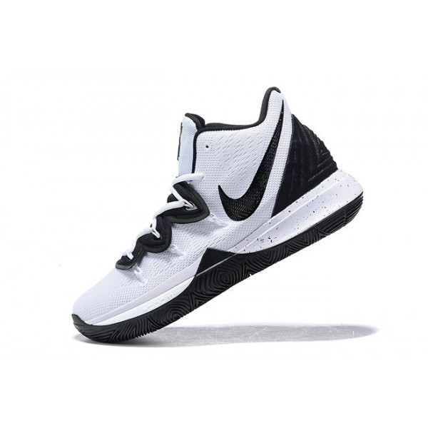 Men Nike Kyrie 5 White Black