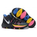 Men Nike Kyrie Irving 5 Devil Pink Black-Multi-Color