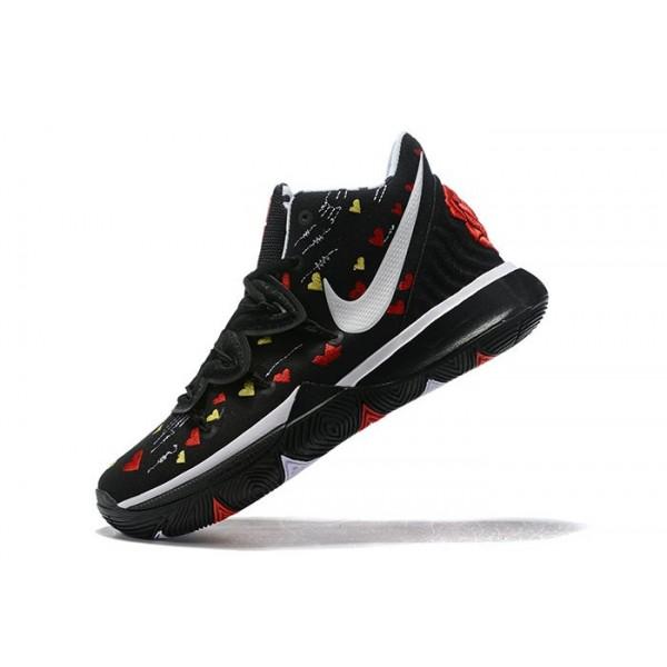 Men Sneaker Room x Nike Kyrie 5 Black Multi-Color