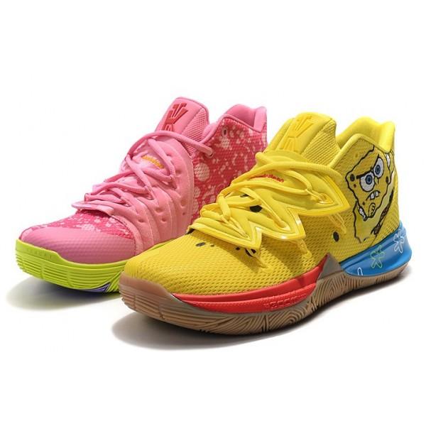 Men SpongeBob SquarePants x Nike Kyrie 5 What The