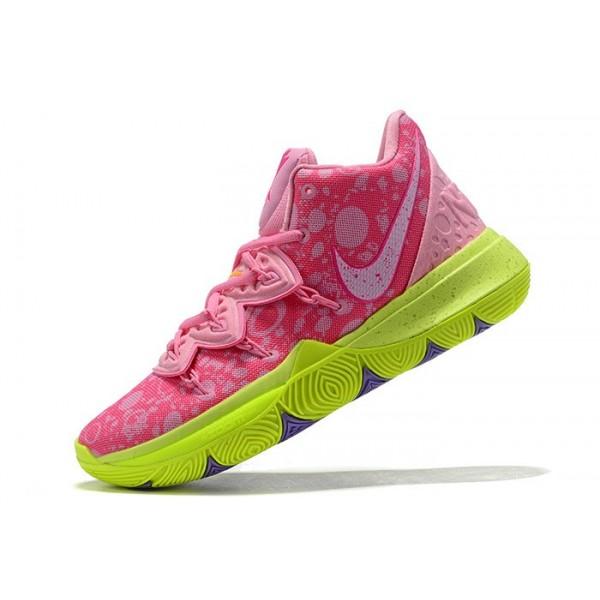Women SpongeBob SquarePants x Nike Kyrie 5 Patrick Star