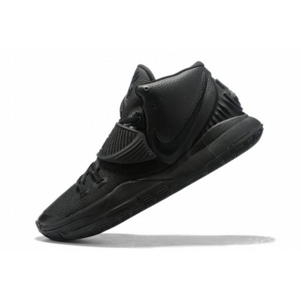 Men Nike Kyrie 6 Triple Black