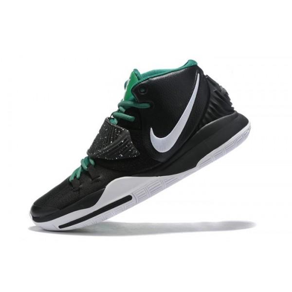 Men Nike Kyrie 6 Black-Green-White